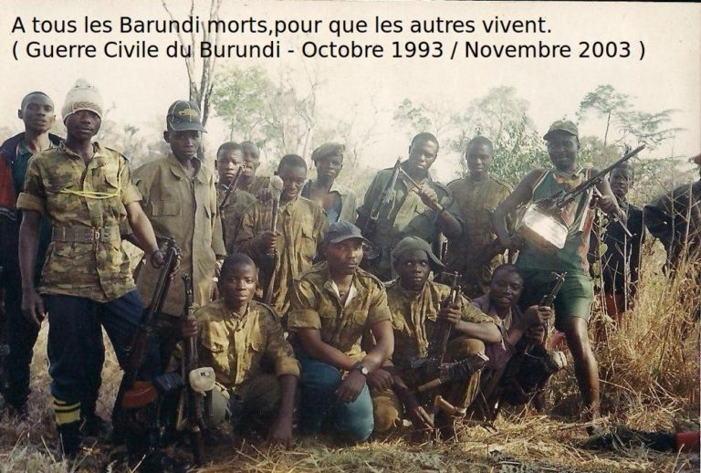 La bravoure de ces hommes et femmes inspire la jeunesse Imbonerakure