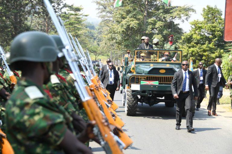 59 ans après l'indépendance politique, le Burundi chemine vers son indépendance économique  et le renforcement des pratiques démocratiques