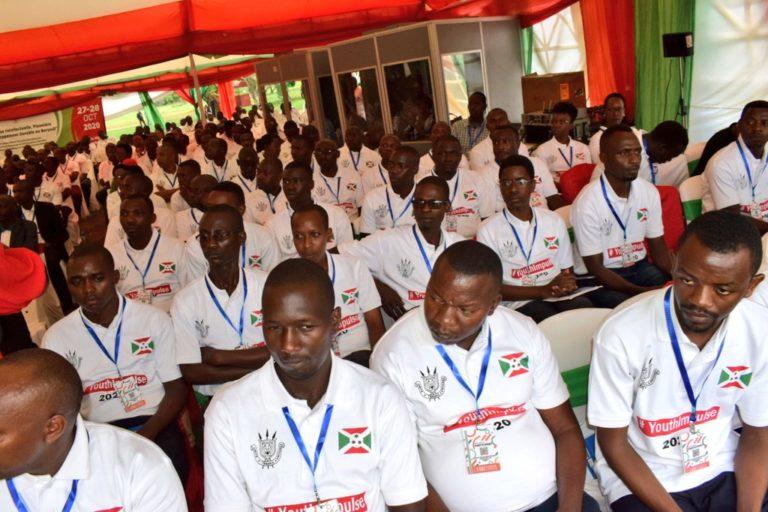 Jeunesse burundaise, un pilier incontestable dans les nouvelles stratégies de développement du pays
