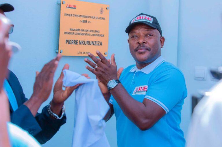 Quelques mémoires sur Feu S.E Pierre NKURUNZIZA à la présidence de la République du Burundi